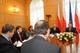 Wizyta premiera Republiki Czeskiej w Warszawie.